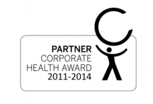 Corporate Health Award BrainLight