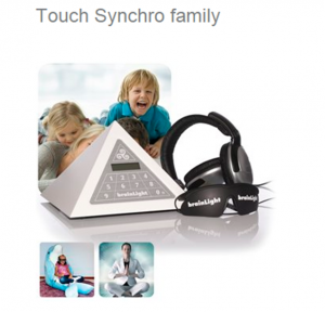 Touch Synchro Family BrainLight
