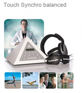 Touch Synchro Balanced BrainLight